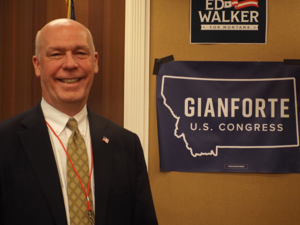Greg Gianforte, who lost the gubnatorial race against Gov. Steve Bullock in November's election, won the Republican nomination to run for the U.S. House seat formerly held by Sec. of the Interior, Ryan Zinke.
