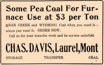 Get prepared for a long winter with a ton of coal for just $3 in 1917.