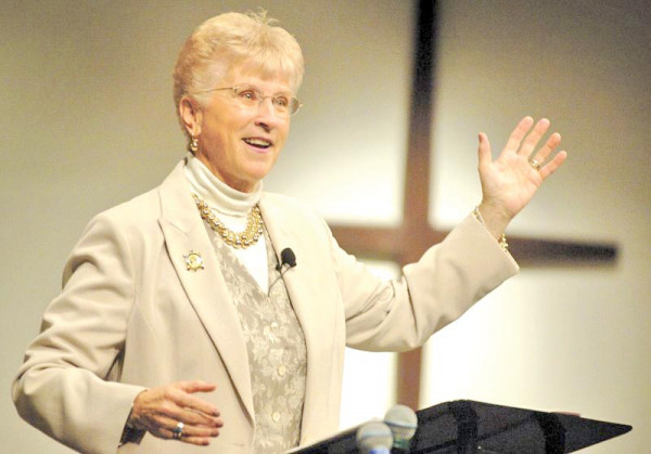 Judy Martz served as Montana's Governor from Jan. 1, 2001 to Jan. 3, 2005. Courtesy photo